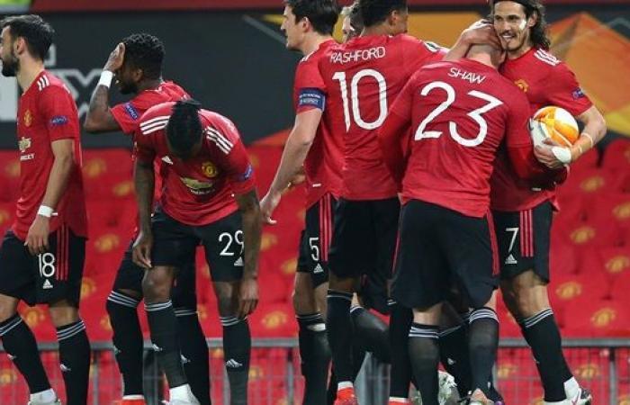 موعد مباراة الإياب بين مانشستر يونايتد و روما في نصف نهائي الدوري الأوروبي