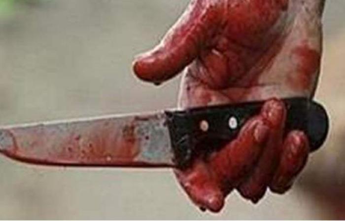 التحقيق مع عاطل هشم رأس والده وذبحه بسكين في الهرم