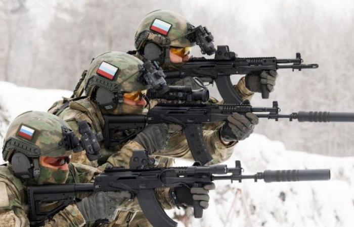 شاهد... أسلحة كلاشنيكوف الجديدة تخرق الدروع الأمريكية