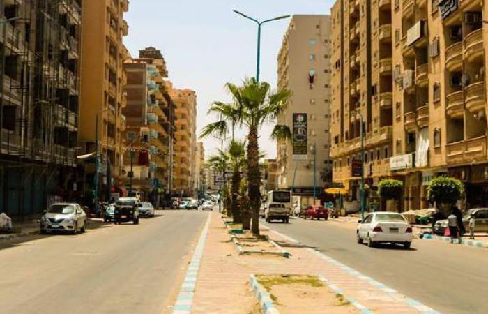 طقس حار بمطروح وخلو الشوارع من المواطنين في شم النسيم | صور