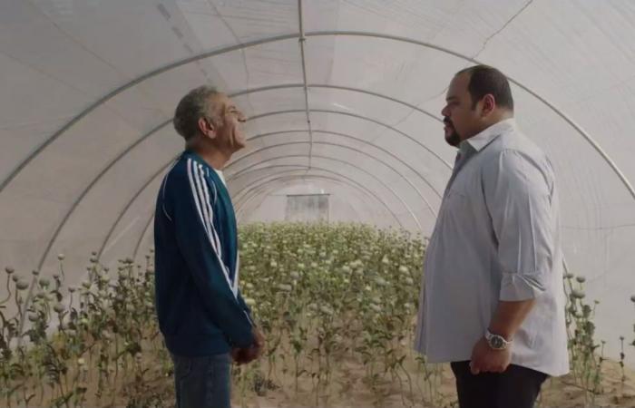 مسلسل لعبة نيوتن.. تامر محسن يستخدم النحل فى جرائم قتل ومخدرات