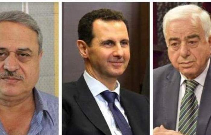 من هم المرشحون الثلاثة لانتخابات الرئاسة السورية؟
