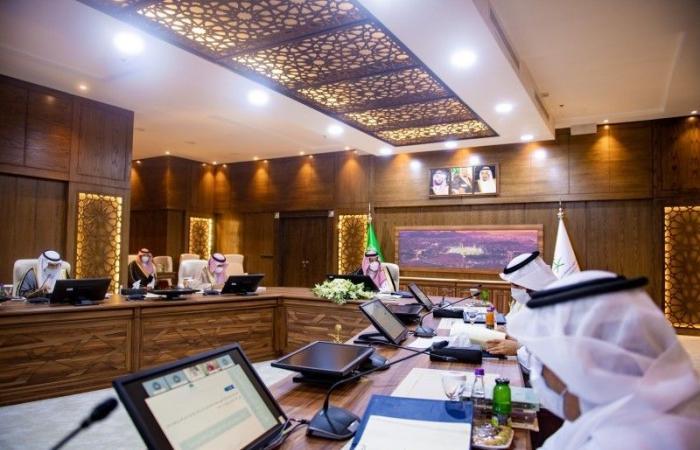 أمير المدينة المنورة يرأس اجتماع مجلس أمناء مجمع الملك عبدالعزيز للمكتبات الوقفية