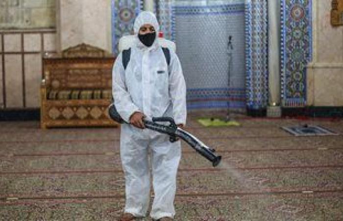 السعودية تغلق 33 مسجداً مؤقتاً بعد تسجيل إصابات بكورونا وتعيد فتح 29 مصلى