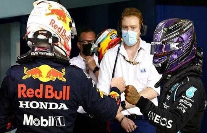 صراع هاميلتون وفيرستابن يتجدد في سباق فورمولا وان البرتغالي