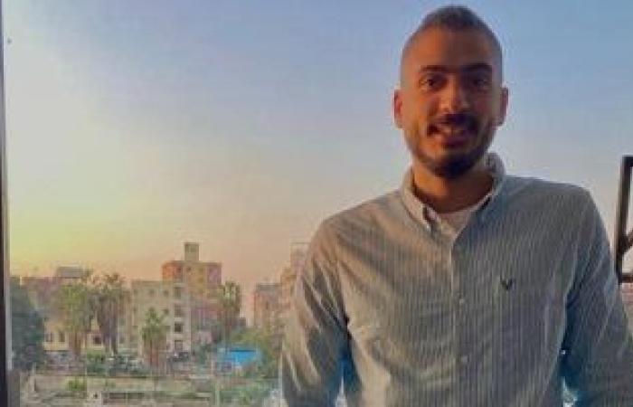 """قصة صور.. """"عبد الرحمن طه"""" مستقبل عرين يد الأهلى بخير"""