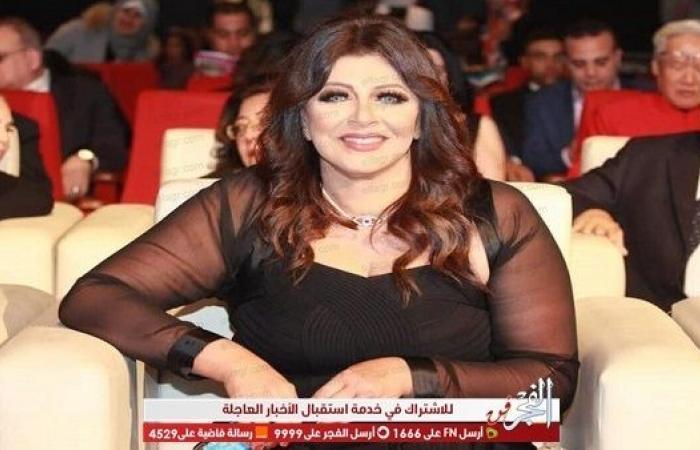 بطريقته الخاصة هالة صدقي تهنئ جمهورها بشم النسيم