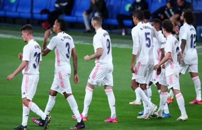 موعد مباراة ريال مدريد القادمة في الليجا الإسبانية
