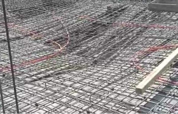 إزالة ووقف أعمال بناء بالمحلة في الغربية | فيديو