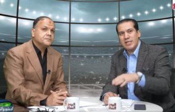 """عادل عقل لـ""""تليفزيون اليوم السابع"""": جريشة تغاضى عن طرد حامد وتراوري وركلة الجزاء وهمية"""
