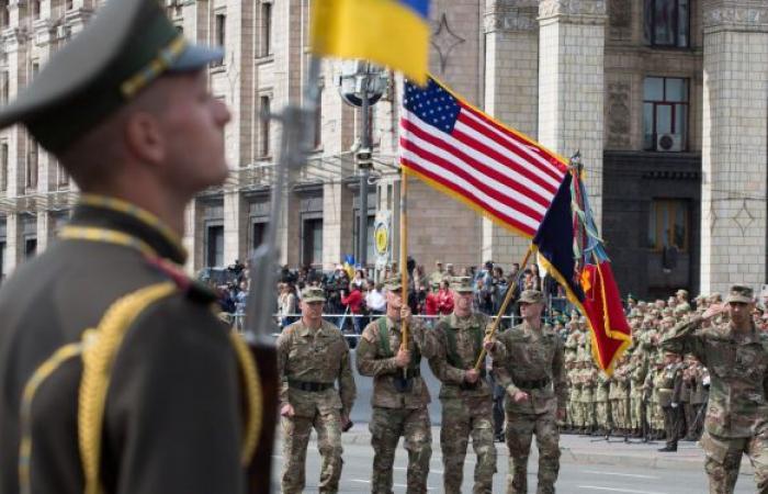 توسع ملحوظ لنفوذ دول الناتو في أوكرانيا... فيديو وصور