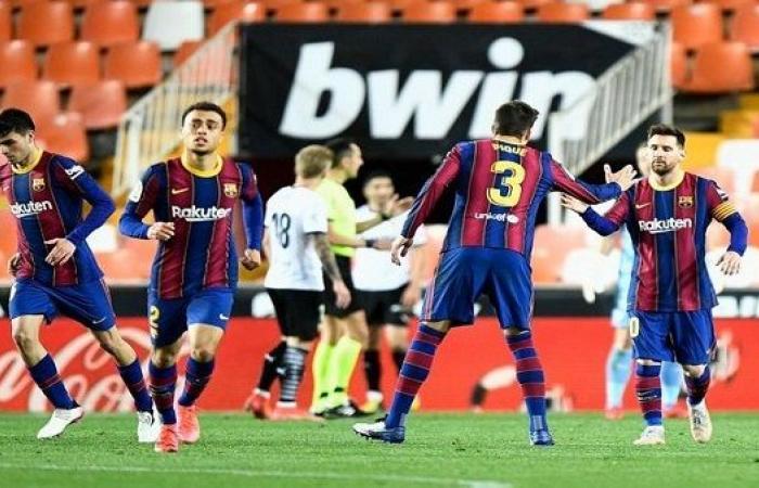 سنقاتل للفوز بالليجا.. تصريح مثير من نجم برشلونة