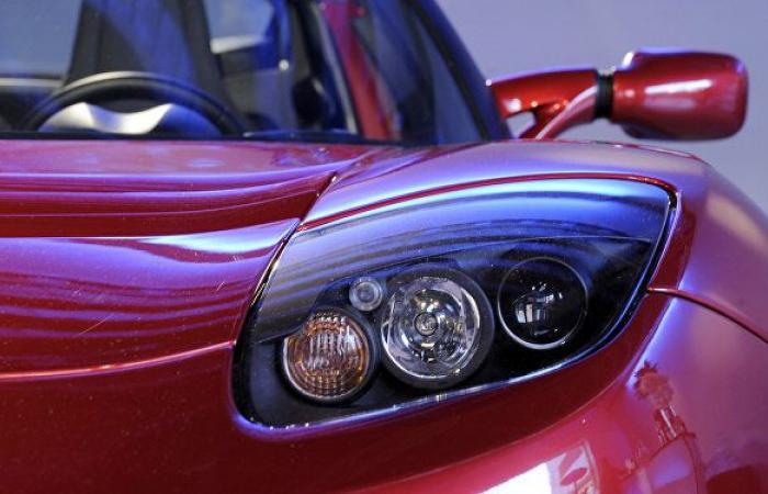 """""""القدس رايز""""... تصميم وتجميع أول سيارة كهربائية من إنتاج عربي في لبنان"""