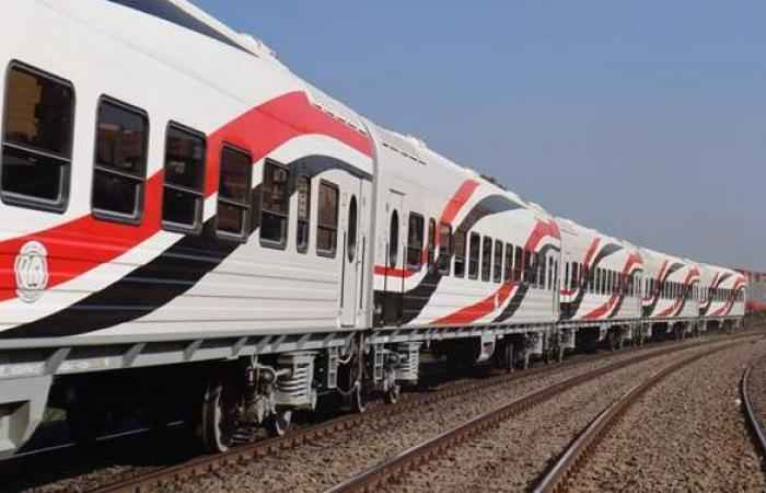 بالأرقام.. أعداد ركاب القطارات خلال 24 ساعة على جميع الخطوط