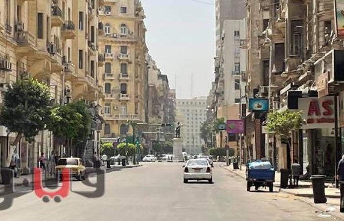 «الجو مش ربيع».. موجة حارة تضرب القاهرة والجيزة في شم النسيم | فيديو وصور