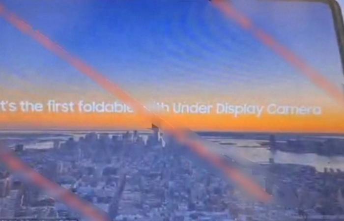 تسريبات مصورة تستعرض تصميم هواتف Galaxy Z Fold3 وZ Flip3