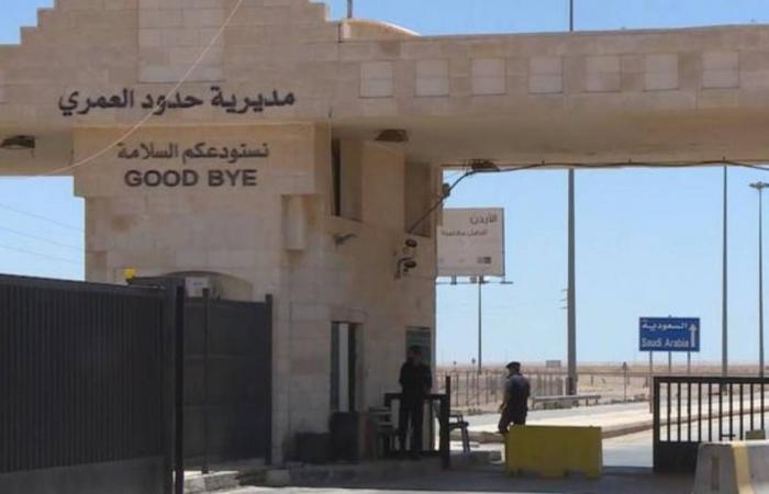 الأردن يقرر إعادة فتح معبرين حدوديين مع السعودية وسوريا