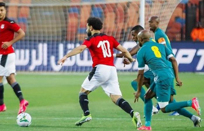 مصر تخوض منافسات كأس العرب بالصف الأول