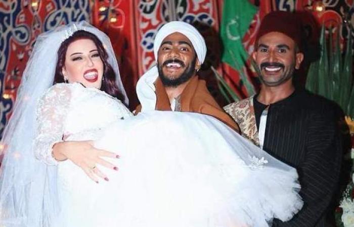 «تعالى أقولك» يكشف لغز عودة أحمد سعد لـ سمية الخشاب وعلاقة محمد رمضان بالأمر
