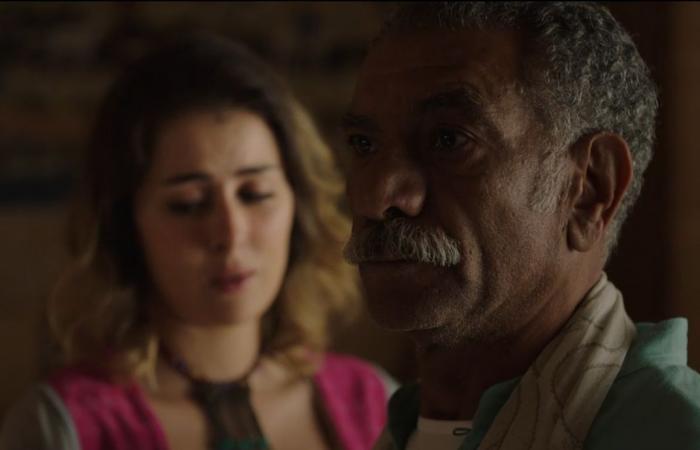 """لعبة نيوتن الحلقة 20.. محمد ممدوح يطرد """"شامبا"""" ومنى زكى تسمح له برؤية ابنه"""