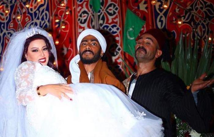 «موسى».. تعليق مفاجئ لـ سمية الخشاب على مشهد زفافها من محمد رمضان
