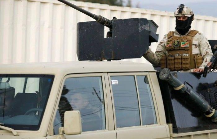 """اعتقال قيادي """"داعشي"""" في الفلوجة"""