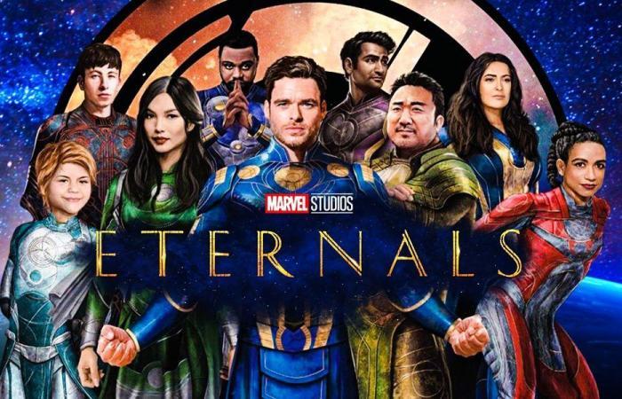 أول نظرة لفيلم مارفل القادم Eternals