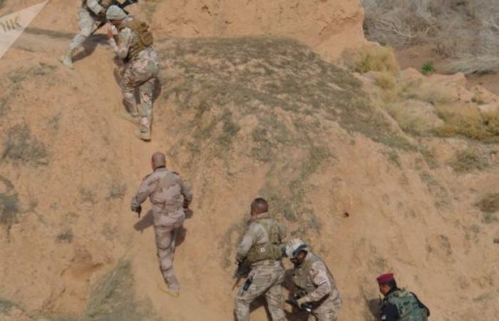 """القوات العراقية تعلن اعتقال """"قيادي كبير"""" تابع لـ""""داعش"""" غربي العراق"""