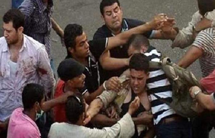 بسبب رش المياه على السلم.. التحقيق مع المتهم بافتعال مشاجرة بالأسلحة البيضاء في الهرم