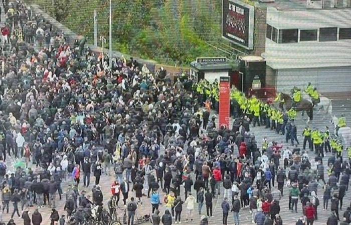 بريطانيا تعلق على واقعة اقتحام ملعب أولد ترافورد