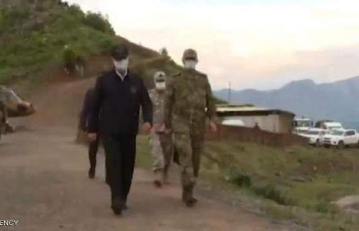 تحركات عراقية بعد دخول وزير الدفاع التركي لأراضيها دون تنسيق