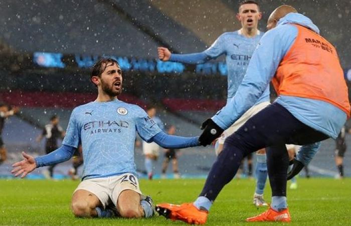 ترتيب هدافي الدوري الإنجليزي قبل مواجهات الجولة الخامسة والثلاثين
