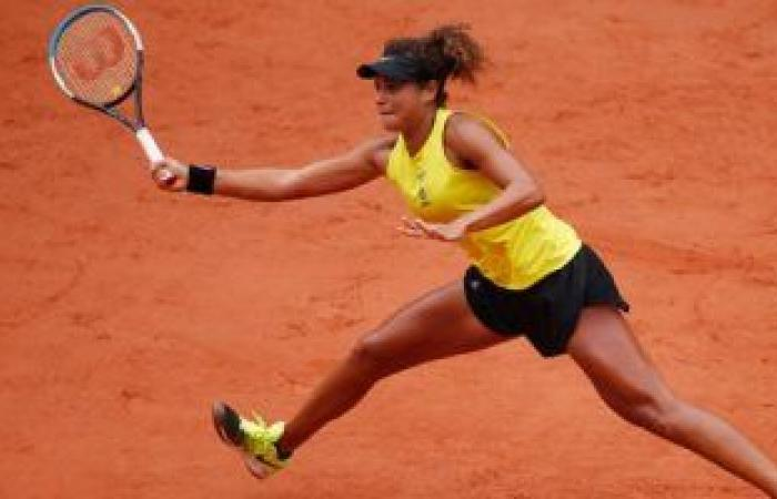 نجم أولمبى.. ميار شريف أول مصرية تتأهل لبطولة جراند سلام فى التنس