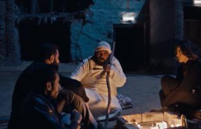 وكل ما نفترق الحلقة 22.. الخيالة يخطفون ريهام حجاج بسبب الكرامات