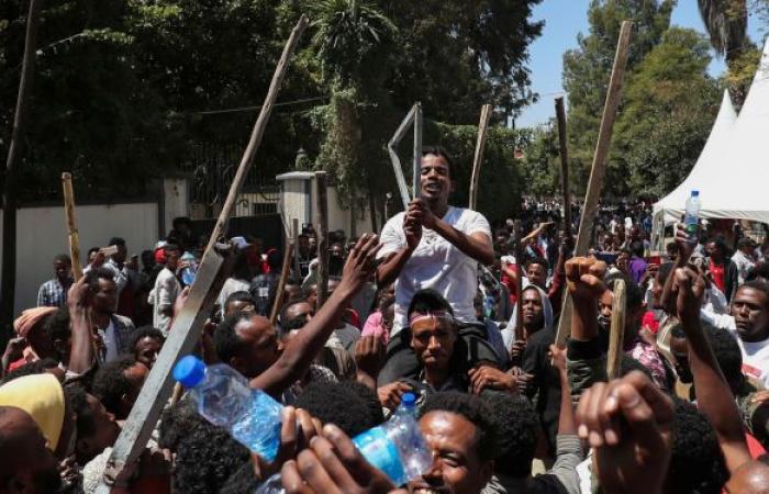 مشهد أثار جدلا وسعا... هل هذه اشتباكات بعد دخول جيش السودان أرض سد النهضة