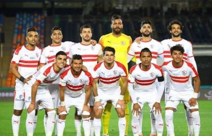 موعد مباراة الزمالك وسموحة في الدوري المصري الممتاز