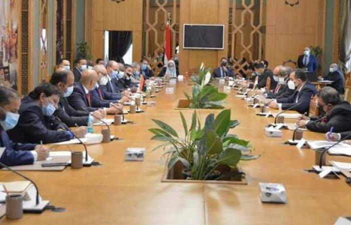 انطلاق فعاليات الدورة الـ13 للجنة القنصلية المصرية الليبية المشتركة