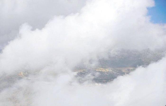 تنافس بالفيديو والصور بين «المغردين» حول جمال الطبيعة بين المطر والتضاريس