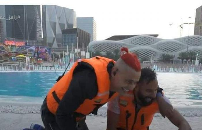 جنش: أنا حارس مصر الأول وأبو جبل حبيبي | فيديو