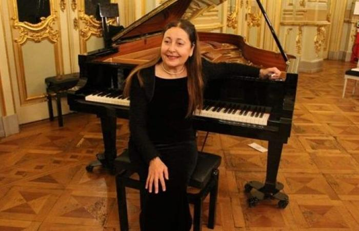 ليلة رمضانية علي انغام البيانو بالاوبرا