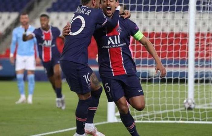 10 قنوات مفتوحة تنقل مباراة مانشستر سيتي ضد باريس سان جيرمان في دوري أبطال أوروبا