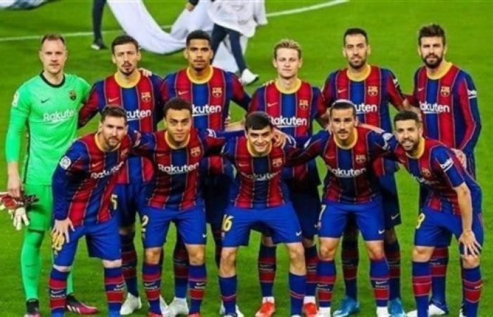 فتح تحقيق في حفل عشاء لاعبي برشلونة بمنزل ميسي