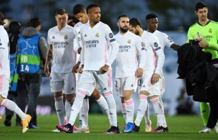 ريال مدريد يصل لندن لمواجهة تشيلسي