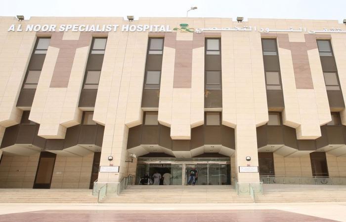 إنقاذ مريضة في مكة من انسداد الوصلة الوعائية الخاصة بالغسل الدموي