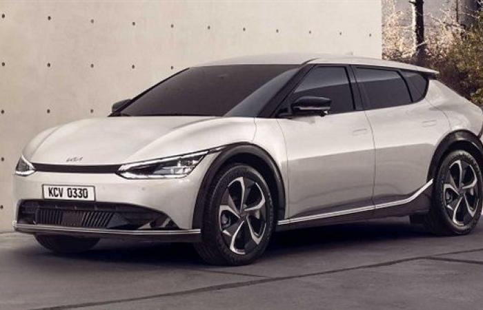 ننشر أسعار سيارة كيا EV6 الكهربائية الجديدة