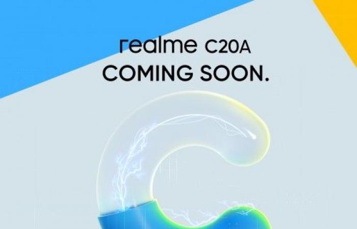 Realme تستعد للإعلان عن هاتف Realme C20A الأسبوع المقبل