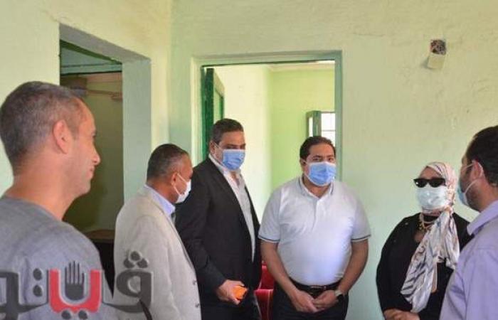 نائب محافظ بني سويف يفتتح وحدة تضامن اجتماعي بـ«بني بخيت»