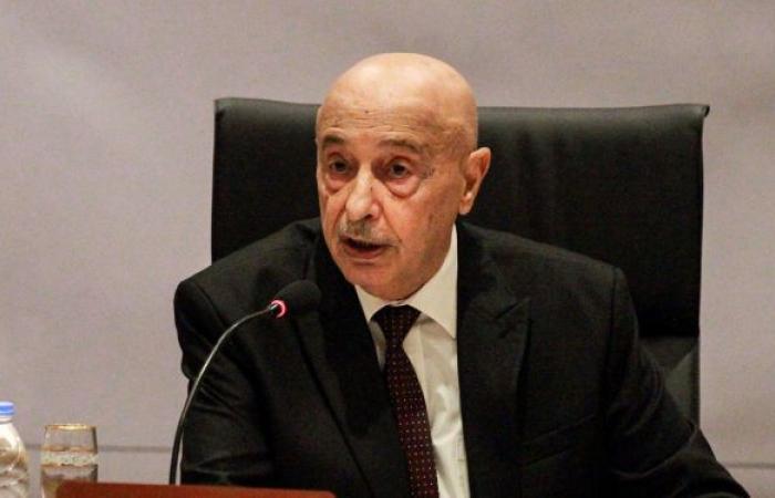 عقيلة صالح: إجراء انتخابات الرئاسة بشكل مباشر حال عدم التوافق على قاعدة دستورية