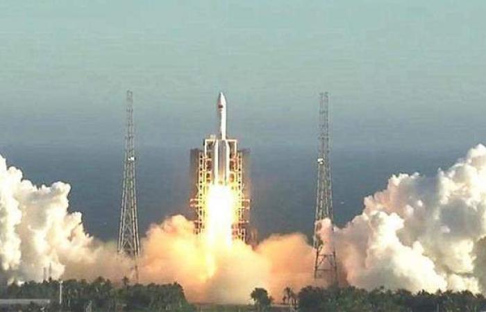 صاروخ الصين.. الأرض تترقب كارثة جديدة من بكين