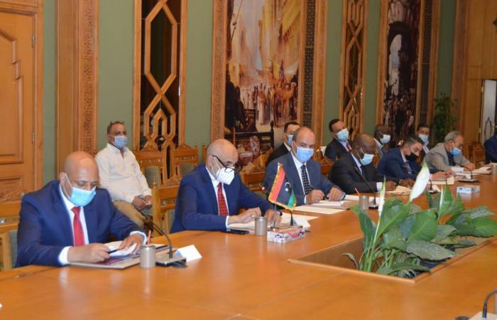 """انطلاق الدورة الثالثة عشرة لـ""""اللجنة القنصلية المصرية الليبية المشتركة"""""""